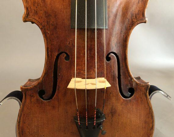Matthias Albani violin